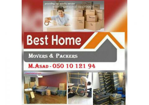 BEST HOUSE MOVERS PACKERS AND SHIFTERS 050 1012194
