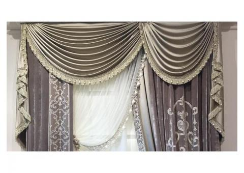 Best Curtains fixing Service In Dubai Marina 0502472546