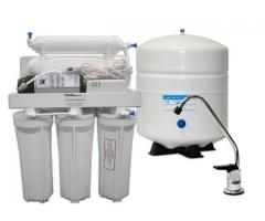 100 gpd ro water filtration system