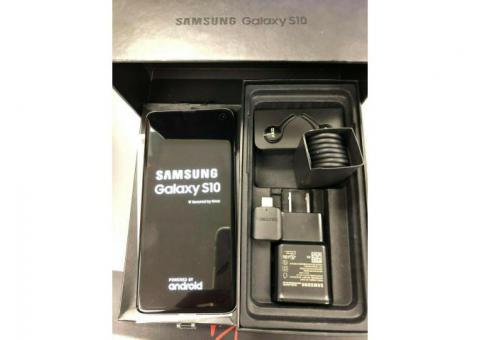 Samsung Galaxy S10+ Plus SM-G975F - 128GB - Prism Black Dual Sim
