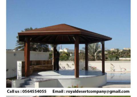 Kids Play Area Fence Dubai | Wooden Fence | Garden Fence Abu Dhabi