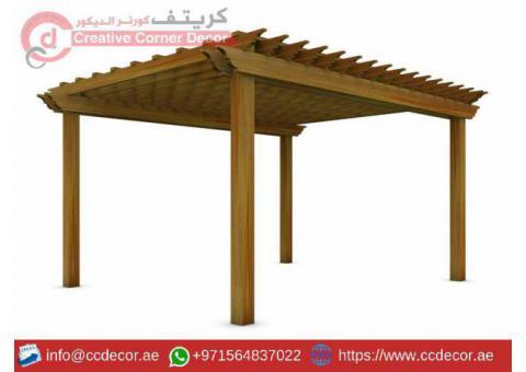 Pergola Designs and Manufacturer in Dubai