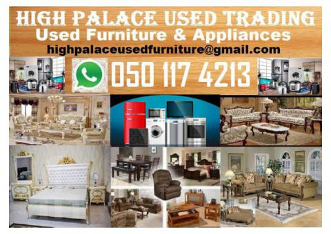 Dubai buyer used furniture / electronics 050-1174213 in dubai