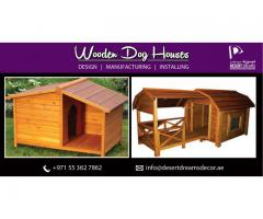 Wooden Dog House Supplier Dubai   Wooden Cat House Supplier   Wooden House Manufacturer Uae.