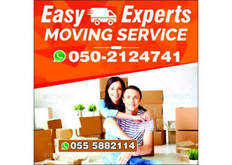 EASY HOUSE SHIFTING MOVING & PACKING 0509669001 MOVERS PACKERS AL AIN