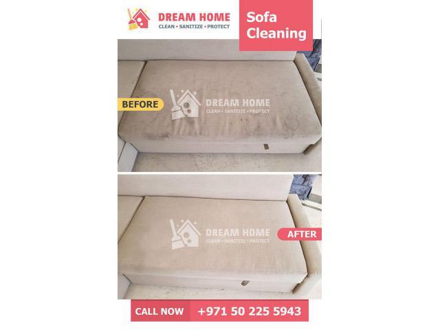 Sofa Cleaning Dubai