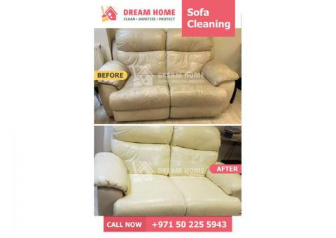 Dubai Marina/JBR Carpet Rug Sofa Cleaning -0502255943