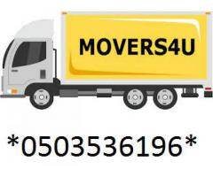 Dubai Packers & Movers - 0503536196 Dubai Mirdif, UAE