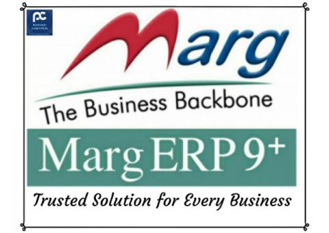 MARG ERP Solutions UAE, Ready With VAT, Expert ERP Consultants, Perfonec