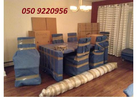 Moving Companies in Al Ain - 050 9220956