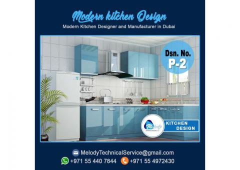 Kitchen Interior Fit Out Dubai | Kitchen Cabinets Dubai | Kitchen Design Dubai