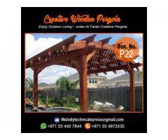 Supply And Build Wooden Pergola Dubai | Pergola Design | Pergola UAE