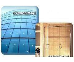 Insulated Glass, Back printed Glass,  ALUMINIUM, GYM MIRROR, PARTITION, CALL 050 2097517