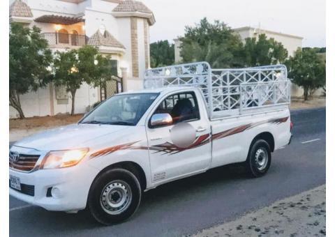 Pickup For Rent in al nahda 052 2776703 imran