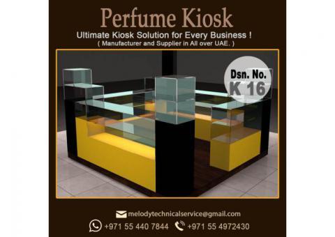 Kiosk in Dubai Meadows | Wooden Kiosk in The Springs | Perfume Kiosk In Al Furjan