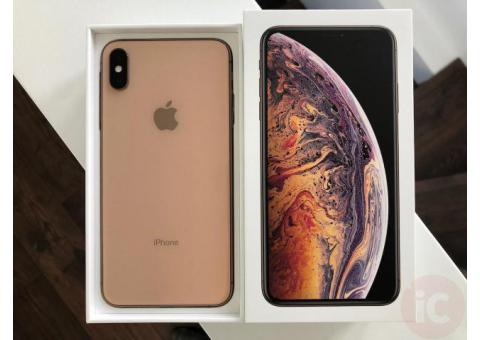 Apple iPhone XS MAX (Free Apple AirPod)