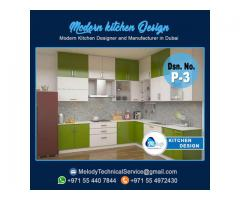 kitchen Cabinets Dubai | Kitchen Furniture | Modern kitchen Design Dubai