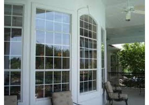 Shower Glass, ALUMINIUM, MIRROR, Glass PARTITION, CALL 050 2097517