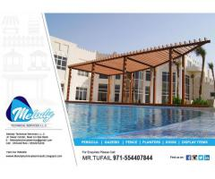 Wooden Pergola Company Dubai | Pergola in Emirates Hills | Pergola Suppliers