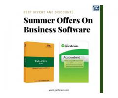 Best Offer of the Year- Summer Offer on Tally ERP and Quickbook, Perfonec