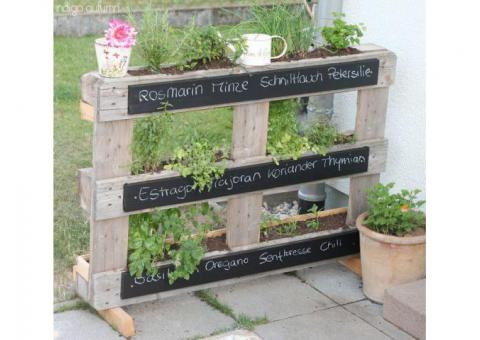 garden wooden pallets-0555450341