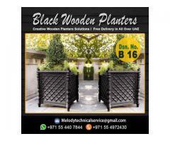 Planters Box in Al Barsha   Wooden Planters in Dubai   Garden Planters Emirates Hills