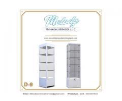 Jewelry Display Stand Dubai | Jewelry Showcase Dubai | Rental Display Stand