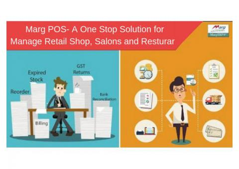 Best POS Software Provider in UAE- Marg POS Software, Perfonec