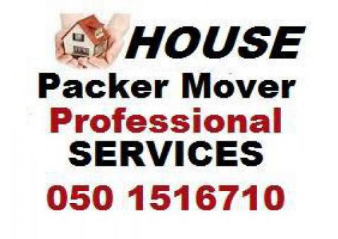 DUBAI HOUSE MOVERS PACKERS AND SHIFTERS 050 1516710