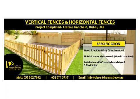 Kids Privacy Fences in UAE | Events Fences | Pool Privacy Fences Dubai | Garden Fences Uae.