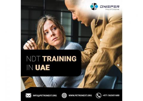 NDT Training in UAE