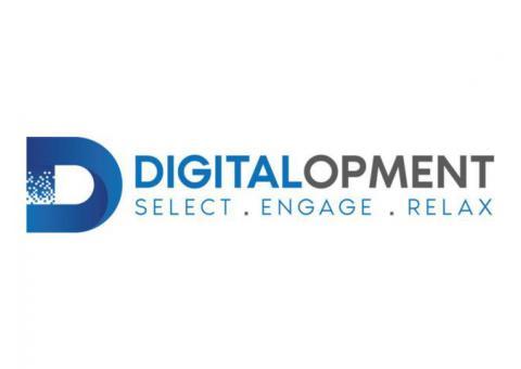 Digitalopment- Digital Marketing Agency