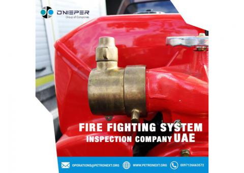 Fire Fighting System Inspection Company UAE