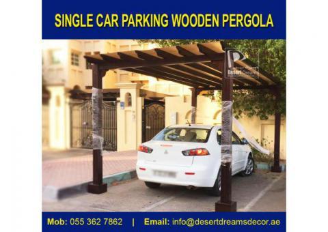 Villa Car Parking Pergola Dubai | Large Area Car Parking Pergola Uae.