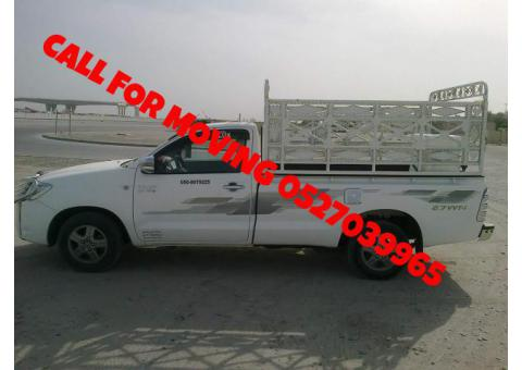 pickup truck for moving Service_0527039965