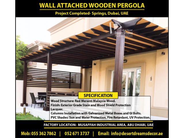 Entrance Pergola | Party Pergola | Events Pergola | Wedding Pergola | Wooden Pergola Company UAE.