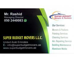 Movers and Packers in Dubai 055 3645 700