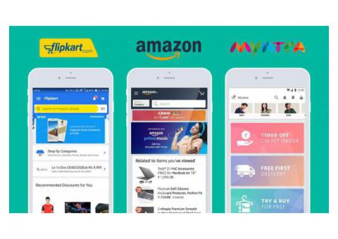 Are you looking to develop an app like Flipkart and How Much Does it Cost