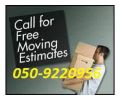 House Movers In Al Ain- 050 9220956