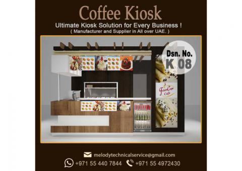 Oud Perfume Kiosk Dubai | Wooden kiosk Suppliers | kiosk Design Dubai