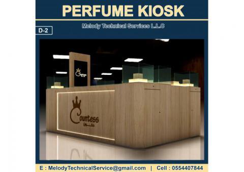 Dubai Mall Kiosk Design | Wooden Kiosk Dubai | Kiosk Suppliers