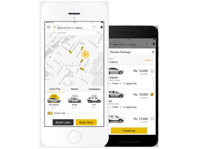 How Much Does It Cost To Develop An App Like Uber, Ola ...