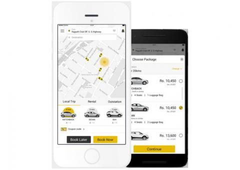 How Much Does It Cost To Develop An App Like Uber, Ola?