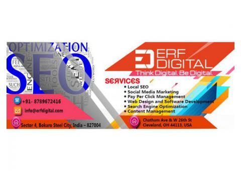 ERF Digital Solutions – Premier Digital Marketing Company