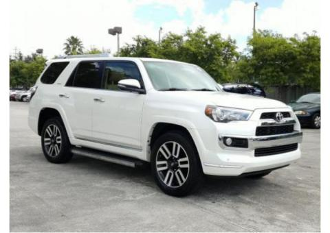 2017 Toyota 4-Runner for sale by GreatCarExporter