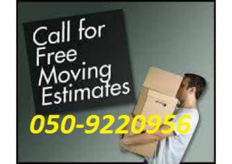 Al Ain Movers - 050 9220956