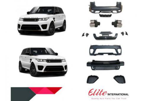 Genuine Range Rover Parts – Elite International Motors