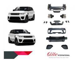Genuine Range Rover Parts – Elite International Motors