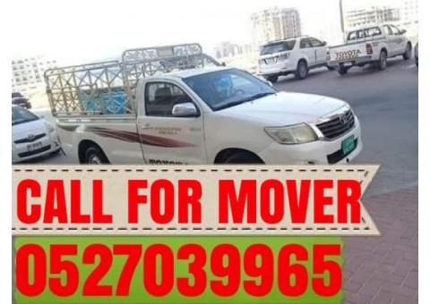 Pickup Moving Service Dubai 0527039965