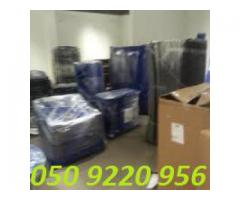 Ras Al Khaima Storage Packers - 050 9220956